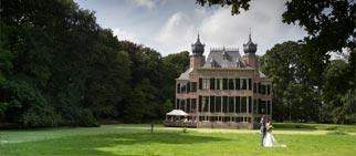 Castle estate wedding